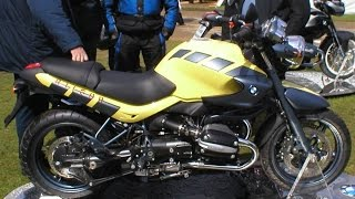 9. BMW R 1150 R exhaust sound compilation