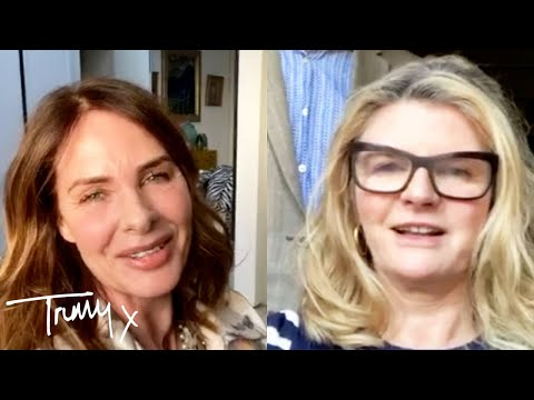 Trinny and Susannah Go Live With Their Body Shape Bible | Style Haul | Trinny