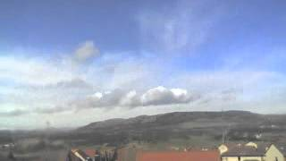 18 March 2011 - WeatherCam Timelapse - FifeWeather.co.uk