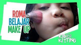 Video Kibo Kitting #15: Romaria Belajar Make Up Super Lucu MP3, 3GP, MP4, WEBM, AVI, FLV Mei 2017