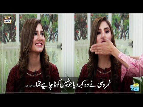Nimra Ali Jaldi Jaldi Main Kya Bol Gayin?  Phurteeli Contestant
