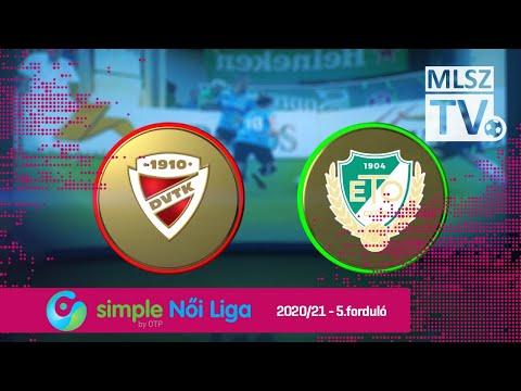 5. forduló: DVTK - ETO FC Győr 5-0 (3-0)