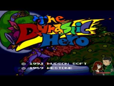 The Dynastic Hero PC Engine