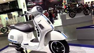 8. 2018 Polini Vespa GTS 300 Special Series Pro Lookaround Le Moto Around The World