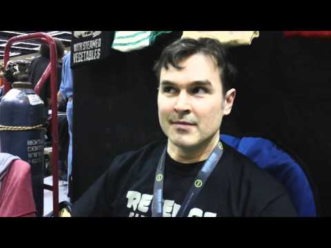 Interview w/ Chad Bever on JBA and Bukeey at ECCC 2012