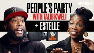 Talib Kweli And Estelle Talk Female Emcees, Kanye, And UK Hip-Hop (Full Episode) | People's Party