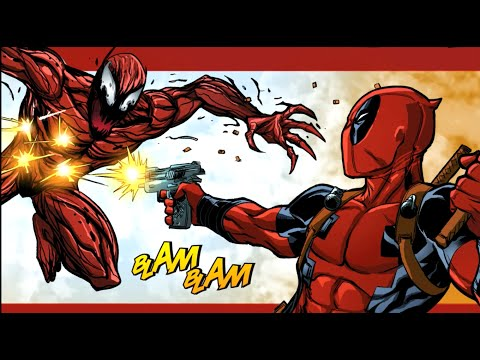 Carnage deadpool