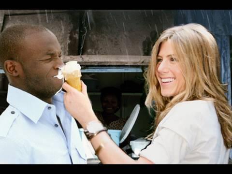 Jennifer Aniston adoptuje z Afriky