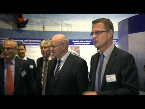 Eröffnung Offshore Infocenter Rostock