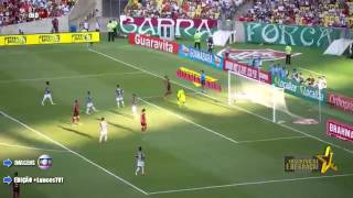 Melhores Momentos - Fluminense 0 x 1 Flamengo - Final do Carioca Jogo 1°