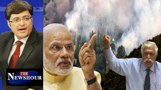 Uri Terrorist Attack - Time For India To Respond HARD To Pakistan: The Newshour Debate (18th Sep)