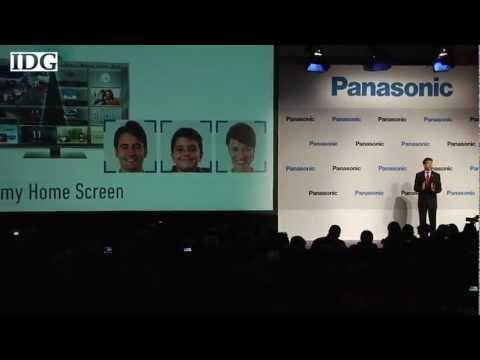 Panasonic unveils bone conduction headphones and TVs