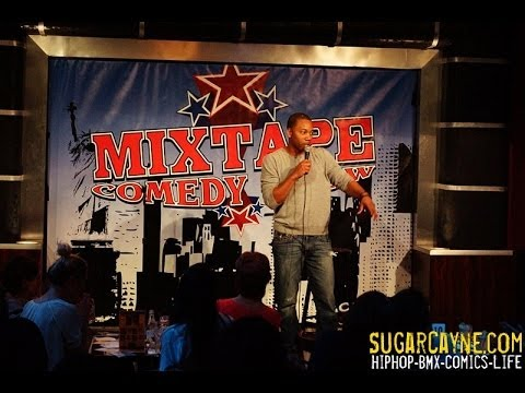 Royale Watkins Talks About Mixtape Comedy Show