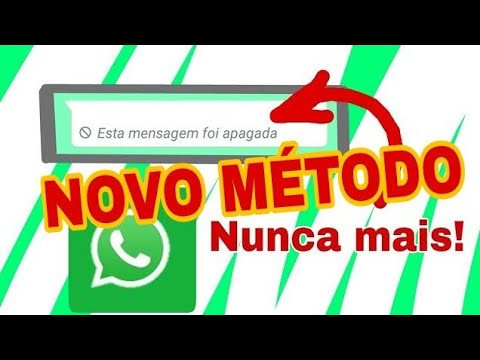 Baixar whatsapp - Como Ler Mensagens Apagadas do Whatsapp (NOVO MÉTODO).