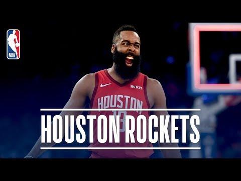 Video: Best of the Houston Rockets   2018-19 NBA Season