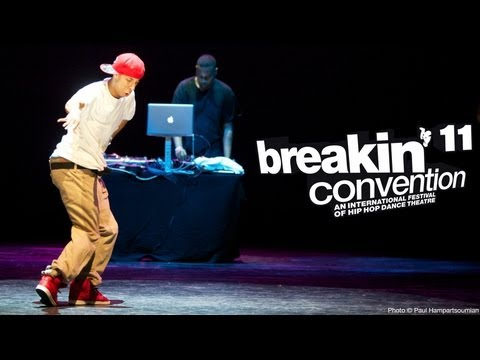 Chicago Footwork at Breakin' Convention 2011 [Juke / Footworking]