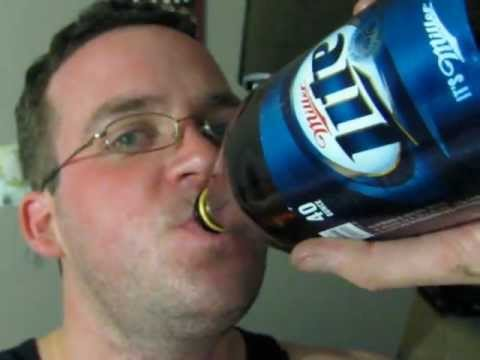 First bad beer friday!!! Miller lite 40oz