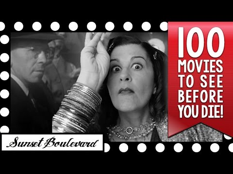 Sunset Blvd. (1950) - Classic Movie Review