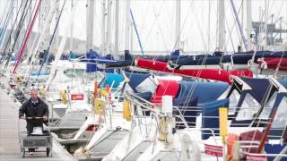 Largs United Kingdom  City new picture : Gull's Eye Guide to Largs Marina sponsored by Haven Knox-Johnston
