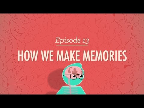 memory - You can directly support Crash Course at http://www.subbable.com/crashcourse Subscribe for as little as $0 to keep up with everything we're doing. Also, if y...