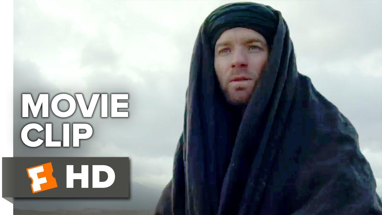 See Ewan McGregor as the Messiah & the devil in Rodrigo García's 'Last Days in the Desert'