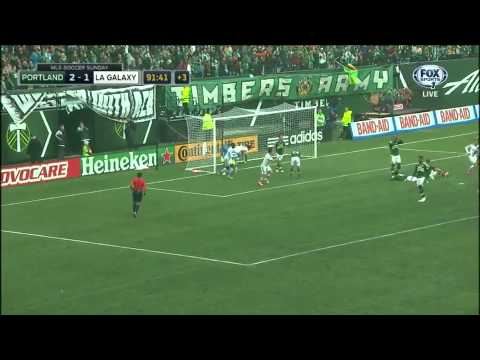 Video: GOAL: Alan Gordon breaks Timbers' hearts with a late equalizer