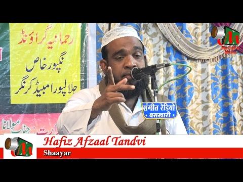 Video Hafiz Afzaal Tandvi, Nugpur Jalalpur Mushaira, Ek Sham ASAD AZMI Ke Naam, Mushaira Media download in MP3, 3GP, MP4, WEBM, AVI, FLV January 2017