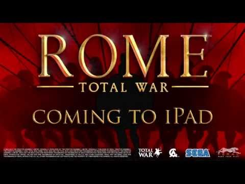 ROME: Total War™ for iPad – Announcement trailer