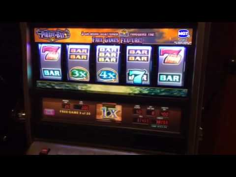 Pirate Bay Slot Machine – Big Win. $8.00 bet