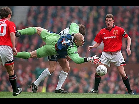 Peter Schmeichel   Manchester United   History (видео)