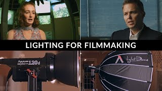 Looking for lights to produce a visually stunning image? In this review video, we take a close look at the Light Storm COB 120D from Aputure. The 120D is a powerful 6000k daylight, remotely dimmable LED source. In many ways the light is extremely versatile due to no overheating, external battery options, remote control, the available light accessories, and the sheer power and quality of the light. Filmmakers can easily use the 120D as a key light for narrative work or for interviews. The light can easily be modified to be a bounce source or a spot with the Aputure Fresnel.  Aputure Light Storm 120D:B&H: https://www.bhphotovideo.com/c/product/1309504-REG/aputure_lsc120dvkit_light_storm_ls_c120d.htmlAmazon: https://www.amazon.com/Aputure-Light-TLCI96-Bowens-Continuous/dp/B01N7QSJQFAputure Frensel:B&H: https://www.bhphotovideo.com/c/product/1309872-REG/aputure_fresnel_lens_mount_for.htmlAmazon: https://www.amazon.com/Aputure-Fresnel-Lens-Bowen-S-Lights/dp/B01MR4X4RHAputure Light Dome:B&H: https://www.bhphotovideo.com/c/product/1287574-REG/aputure_lightdome_light_dome.htmlAmazo: https://www.amazon.com/Aputure-Softbox-Bowen-S-Carrying-Pergear/dp/B01M9FW4VQ/Music From PremiumBeat.comhttps://www.premiumbeat.comSocial Media:Drop a like on Facebook: https://www.facebook.com/sonduckfilmHit me up on Instagram: http://instagram.com/sonduckfilmFollow me on Twitter: https://twitter.com/SonduckFilmConnect with me on Linkedin: https://www.linkedin.com/in/joshnoel