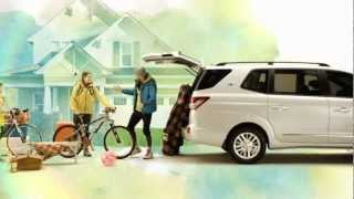 2014 SsangYong Stavic - Korean Promotional Video