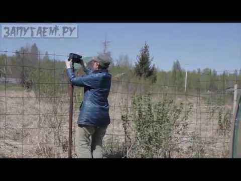 Видео Универсальный отпугиватель мелких животных (Weitech WK-0051) Garden Protector WK-0051