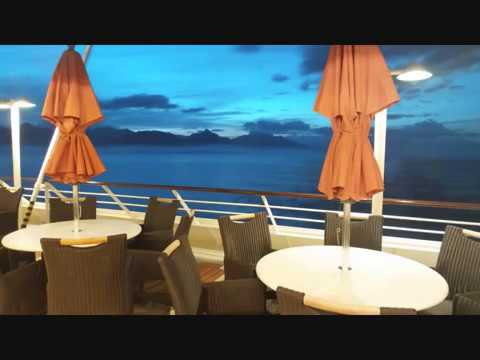 Oceania Alaska Cruise