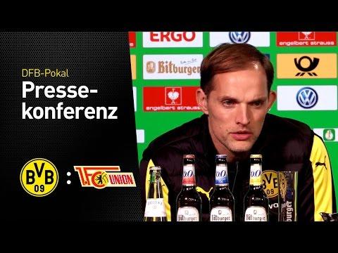 Pressekonferenz: Thomas Tuchel nach dem Sieg gegen Unio ...