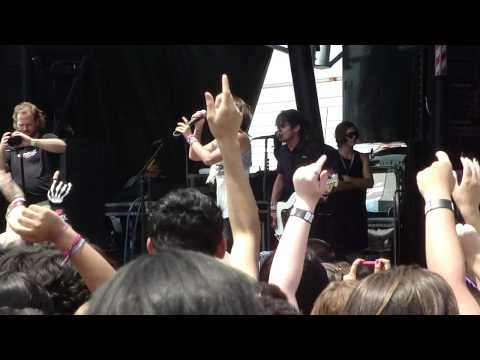 Hey Monday - Homecoming (Live 2010 Warped Tour)