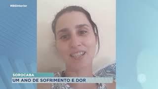 Sorocaba: Uma artesã de Sorocaba aguarda cirurgia há um ano para colocar prótese na mandíbula