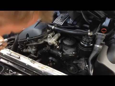 BMW E46 E39 E53 AUX Cooling Fan Problem Not Working correctly