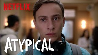 Some research at school leads to a sensory overload for Sam. Now streaming on Netflix. Watch Atypical on Netflix:...