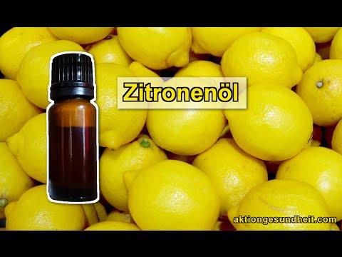 Zitronenöl, Ätherisches Öl von der Zitrone durch Kaltpressen selber machen / gewinnen