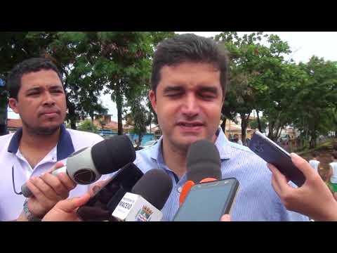 Prefeito Rui Palmeira inaugura primeiro Pomar Urbano da cidade, na Jatiúca