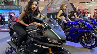 3. 2019 Yamaha YZF-R3 Abs Matte Black 11th BMF Yamaha Thailand