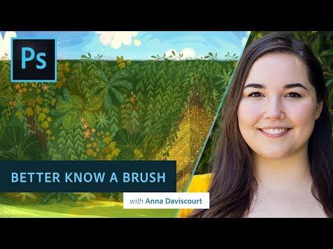Better Know a Brush with Anna Daviscourt