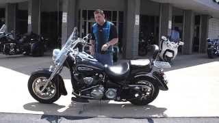 10. 2013 Yamaha Road Star S Pre-owned at Twigg Cycles