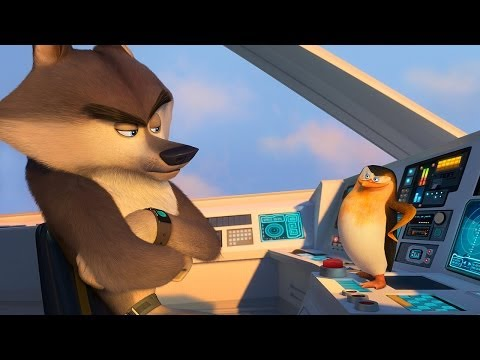 Preview Trailer I pinguini di Madagascar il primo trailer