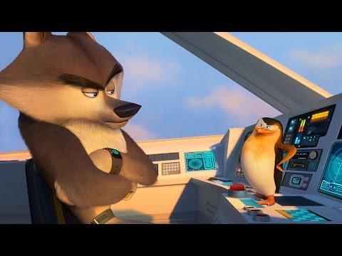 i pinguini di madagascar - teaser trailer italiano