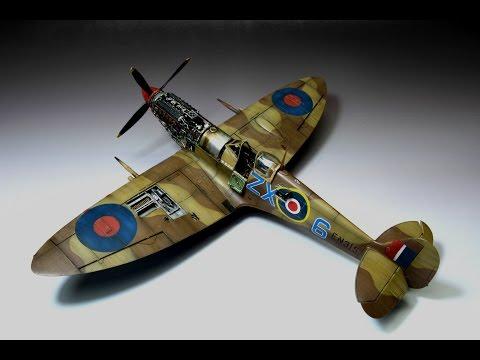 Spitfire Mk IXc Edouard 1/48