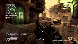 Cod4 Infection Game with LagxPeanutPwner