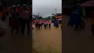 Video Meskipun banjir tetap semangat...baris kreasi besole Tulungagung MP3, 3GP, MP4, WEBM, AVI, FLV Desember 2017