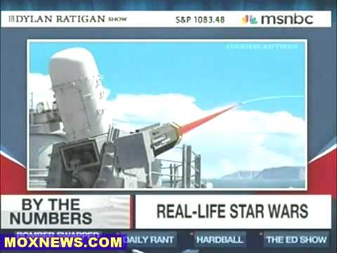 Breaking News: Tesla Death Ray realized & perfected by America - July 21, 2010